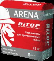 АРЕНА Упрочнитель для промышленных полов ARENA BiTop Standart quartz 25кг 00000057 - Интернет-магазин «Строительный двор Морозов»