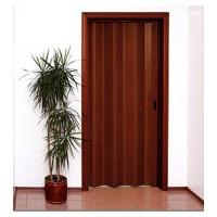 Дверь раскладывающаяся вишня МАЙАМИ/СТИЛЬ  - Интернет-магазин «Строительный двор Морозов»