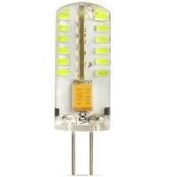 Лампа св/д LED 1.5 Вт G4 12В AC/DC холодный 007070 - Интернет-магазин «Строительный двор Морозов»