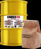 Мастика битумно-резиновая BITUMEX 10кг 000037 - Интернет-магазин «Строительный двор Морозов»
