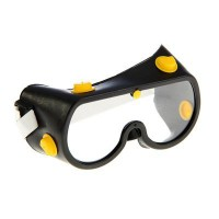 ФИТ Очки защитные с непрямой вентиляцией черный корпус FIT 12225 - Интернет-магазин «Строительный двор Морозов»