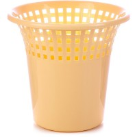 Корзина для бумаг светло желтый М1372 АЛЬТЕРНАТИВА 499179 - Интернет-магазин «Строительный двор Морозов»