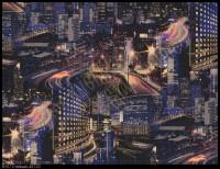 Обои винил на флизелин основе 1,06х10м В107 L487-03 Столица голубой Славянские - Интернет-магазин «Строительный двор Морозов»