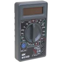 IEK Мультиметр цифровой Universal M832 TMD-2S-832 514541 - Интернет-магазин «Строительный двор Морозов»