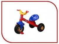 Велосипед ВЕТЕРОК 3х колесный красный М5249 АЛЬТЕРНАТИВА 655430 - Интернет-магазин «Строительный двор Морозов»
