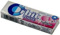 Жевательная резинка ORBIT WHITE BUBBLEMINT 46141538 - Интернет-магазин «Строительный двор Морозов»