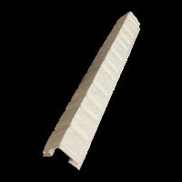 ДОЛОМИТ Угол наружный (слоновая кость) 3,0м Dolomit 10010 - Интернет-магазин «Строительный двор Морозов»