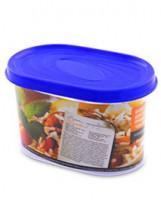 Банка для сыпучих продуктов пл.0,8л Galaxy PLASTIC CENTRE  - Интернет-магазин «Строительный двор Морозов»