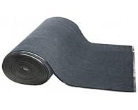 Коврик влаговпитывающий ребристый рулон 1,2х15метров серый 1метр 00001583 - Интернет-магазин «Строительный двор Морозов»