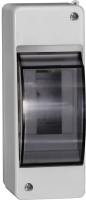 ИЕК Блок пластиковый  навесной с прозрачной крышкой 63А КМПн 2/2 IP30 МКР42-N-02-30-20 - Интернет-магазин «Строительный двор Морозов»