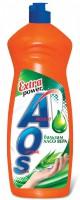 АОС Средство для мытья посуды AOS Бальзам с Алоэ Вера 900г ХГ82 - Интернет-магазин «Строительный двор Морозов»