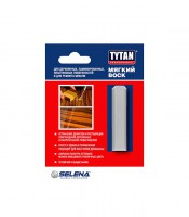 Воск Tytan Professional (мягкий) для дерев, ламинир, пластиковых поверх. 7,5г Венге БО271 164547 - Интернет-магазин «Строительный двор Морозов»