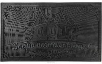ВОРТЕКС Коврик придверный 35х60см Добро пожаловать черный VORTEX 1шт МЧ69 192246 - Интернет-магазин «Строительный двор Морозов»