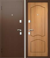 Дверь метал. Torex ГАРДА 1512 (2050х860 L Рустикальный дуб) - Интернет-магазин «Строительный двор Морозов»