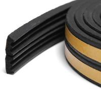 Уплотнитель CYCLONE P100 черный 9х5,5мм ТЕГРА *1/6 533148 ДХ04 - Интернет-магазин «Строительный двор Морозов»