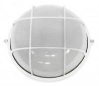 Светильник св/д 6W круг с решеткой влогозащитный белый КОСМОС KOS-NPP-0102-LED - Интернет-магазин «Строительный двор Морозов»
