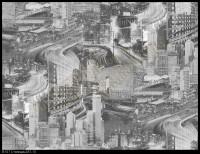 Обои винил на флизелин основе 1,06х10м В107 L487-10 Столица серый Славянские - Интернет-магазин «Строительный двор Морозов»
