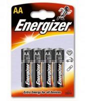 Батарейка ENERGIZER Aikaline  Base 1.5V AA LR6 BL20 950663 - Интернет-магазин «Строительный двор Морозов»