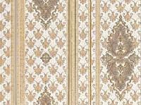 Обои бумажные 0,53х10м В77.4 6543-10 Пена Барон серый Славянские - Интернет-магазин «Строительный двор Морозов»