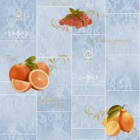 Обои бумажные 0,53х10м Ф520-05 Оранж Саратовские - Интернет-магазин «Строительный двор Морозов»