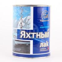 РАДУГАМАЛЕР Лак Яхтный алкидно-уретановый глянцевый 0,9 кг - Интернет-магазин «Строительный двор Морозов»