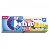 Жевательная резинка ORBIT Освежающий цитрус 46177872 - Интернет-магазин «Строительный двор Морозов»