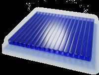 Поликарбонат NOVATTRO 4мм 2,1х 6 метров Синий (0,75 кгм2) - Интернет-магазин «Строительный двор Морозов»