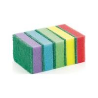 Губки для посуды Optima 10шт/уп 92352 035905 - Интернет-магазин «Строительный двор Морозов»