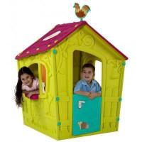 Игровой домик MAGIC PLAYHOUSE 219568 - Интернет-магазин «Строительный двор Морозов»
