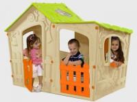 Детский домик 169х110х126 MAGIC VILLA Play house 220146 - Интернет-магазин «Строительный двор Морозов»