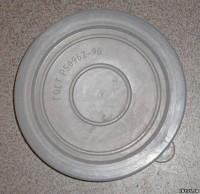 Крышка полиэтиленовая для консервирования одинарная 646946 - Интернет-магазин «Строительный двор Морозов»