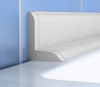 ПАК Фурнитура для бордюра (2вн угла + 2заглушки) Голубой - Интернет-магазин «Строительный двор Морозов»