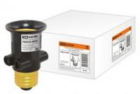 ТДМ Патрон-розетка карболитовый E27 TDM ELECTRIC SQ0335-0022 - Интернет-магазин «Строительный двор Морозов»