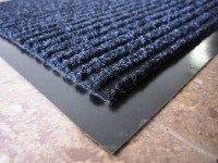 Коврик-дорожка влаговпитывающий 8мм 1метр (0,9х15м) черный 011537 - Интернет-магазин «Строительный двор Морозов»