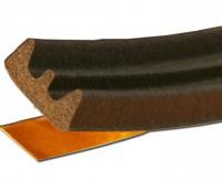 Уплотнитель REMONTIX Профиль Е150 9х4мм коричневый 1метр *1/75м АО02 - Интернет-магазин «Строительный двор Морозов»