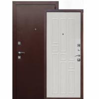 Дверь метал. Torex ГАРДА 1512 (2050х860 R Беленый дуб) - Интернет-магазин «Строительный двор Морозов»