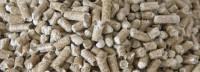 Пеллеты серые 8мм мешок 30кг. (состав Ель) - Интернет-магазин «Строительный двор Морозов»