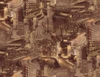 Обои винил на флизелин основе 1,06х10м В107 L487-12 Столица бордовый Славянские - Интернет-магазин «Строительный двор Морозов»