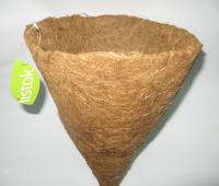 Вкладыш для Коковита-цветок Listok 25 см сосо арт.796-10  - Интернет-магазин «Строительный двор Морозов»